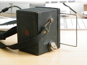 Wire frame viewfinder
